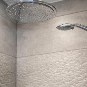 Douche d'une maison contemporaine