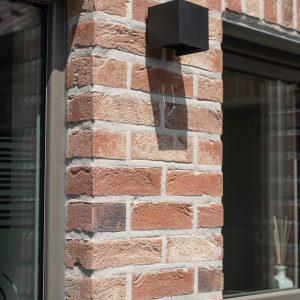 Eclairage extérieur d'une construction contemporaine Beaufays
