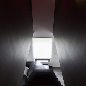 Escaliers d'une construction contemporaine duplex Sprimont