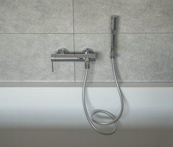 Douche et mitigeur Grohe pour baignoire
