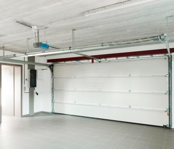 Garage de maison contemporaine à Welkenraedt