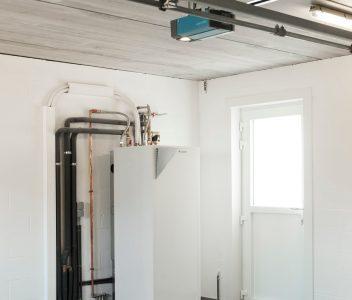 Pompe à chaleur de maison contemporaine à Welkenraedt