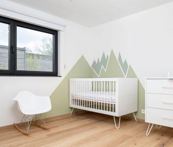 Chambre d'enfant contemporaine