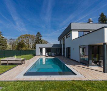 Maison avec piscine à Beaufays
