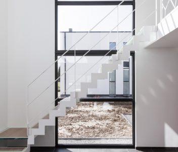Escalier à Odeur