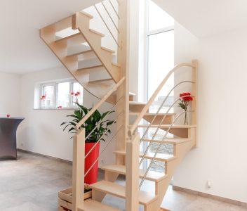 escalier à Sprimont