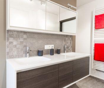salle de bains à Sprimont