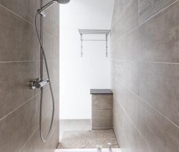 douche à Crisnée