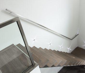 escalier à Crisnéee