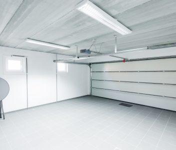 intérieur garage à Villers le Bouillet
