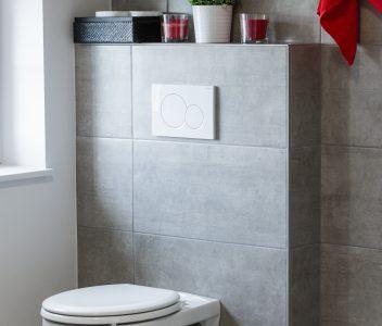 toilette salle de bains à Othée