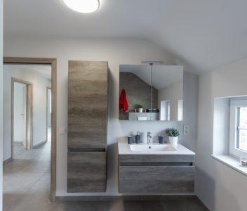 salle de bains à Othée